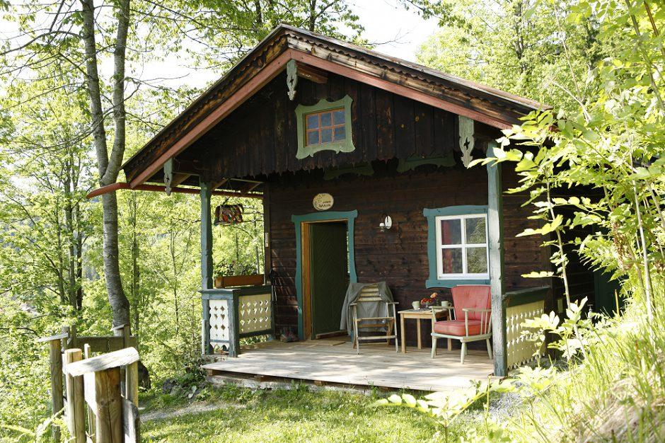 Das Besondere Naturhotel In Bayern